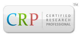 Certified Research Professional