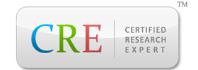 Certified Research Expert (CRE)