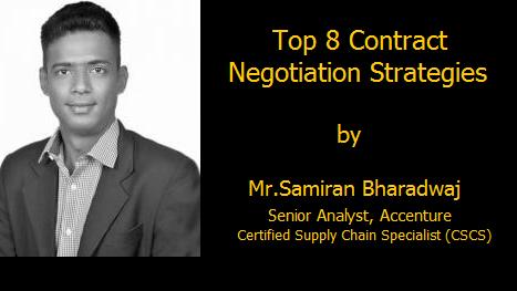 Top 8 Contract Negotiation Strategies
